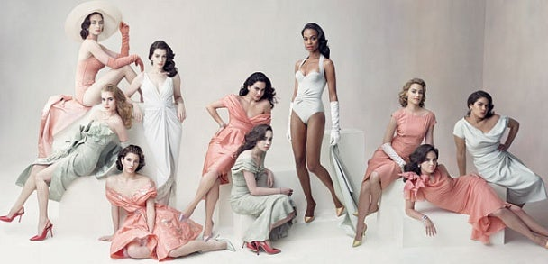 Vanity Fair's Hollywood Issue Pushes Actresses Of Color Aside (Again!)