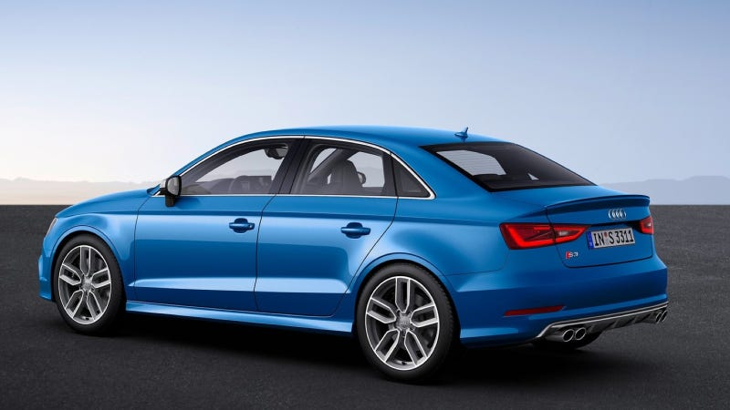 The 2015 Audi S3 Will Cost $41,100 According To 'Leaked' Document