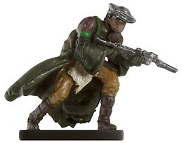 Star Wars Miniatures Preview — Boushh, Ubese Hunter
