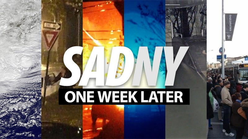 The Complete Story of Sandy: a Timeline of Horror and Recovery
