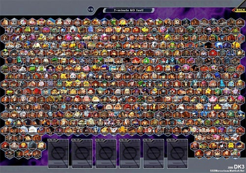 "Brawl Once ""Had A Lot More Characters"""
