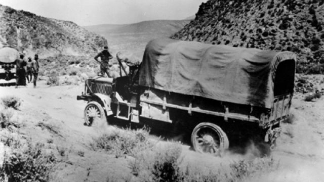 How An Army Convoy Crossed America In 56 Days To Prove We Needed Better Roads