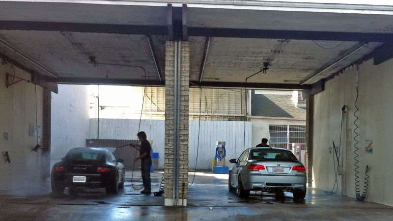 If You Own A Nice Car, Stop Being Lazy And Give It A Decent Wash