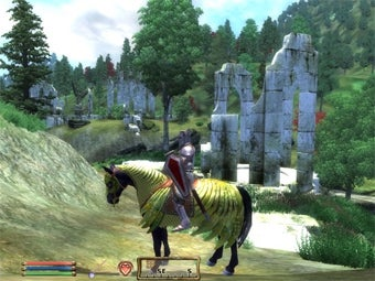 Oblivion Horse Armor On Sale For Twice The Price