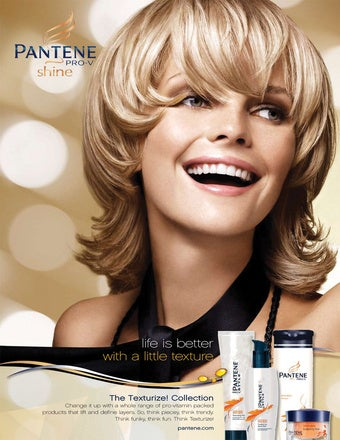 Science Proves: Ladies Who Don't Use Pantene Are Ugly