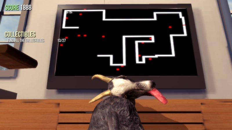 How To Play Goat Simulator's Secret Mini Games