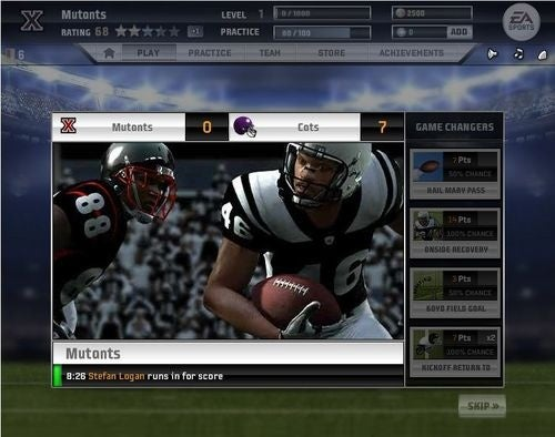 Madden NFL Superstars Launches on Facebook