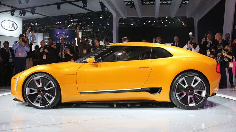 Kia's GT4 Stinger Concept Is The BRZ Fighter That You'll Want So Badly