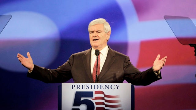 The Newt Gingrich Surge Is On