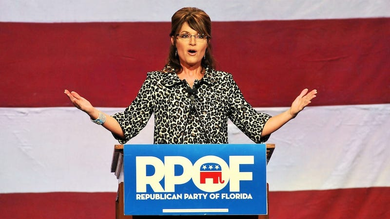 Former Senator Enthralled By Sarah Palin's 'Sensuality,' Exposed Knees