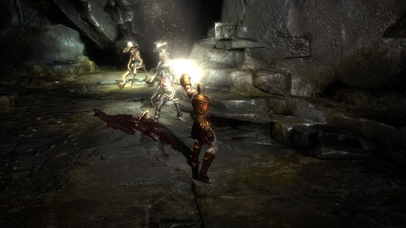 God of War III Impressions: Like A Threesome For Your Eyes