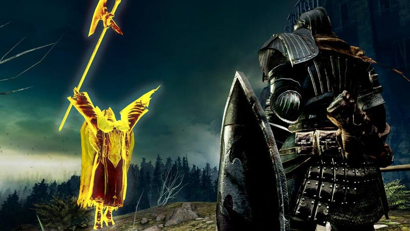 Dark Souls II: A tale of Jolly Co-operation!