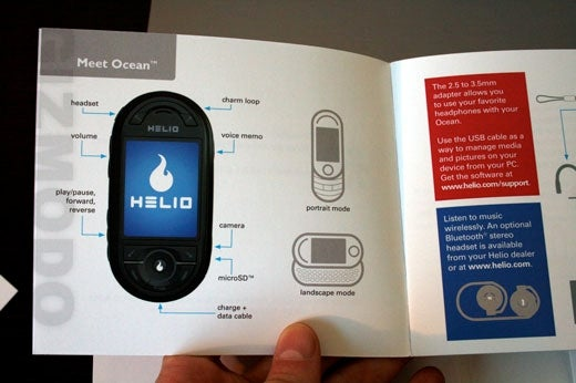First Unboxing of the Helio Ocean