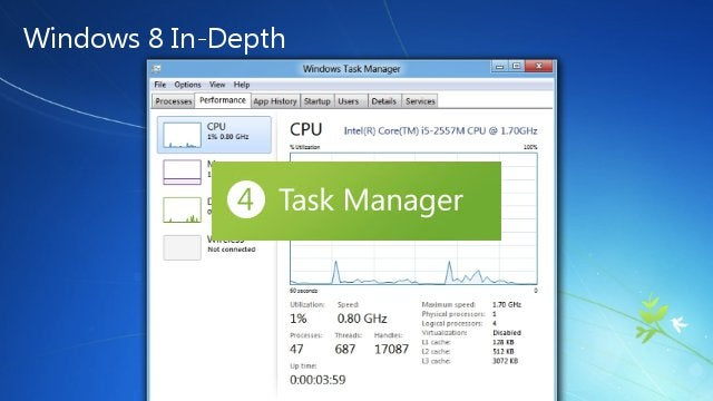 Windows In-Depth, Part 4: The Revamped, Vastly Improved Task Manager