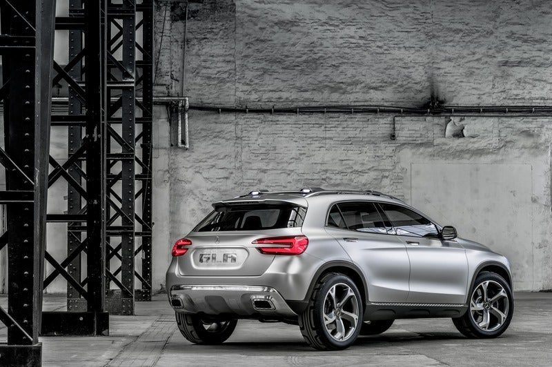 2014 Mercedes-Benz GLA Concept: This Is It