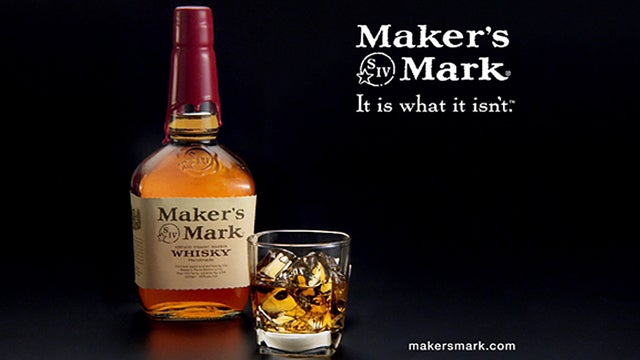 Maker's Mark Won't Dilute Their Bourbon After All