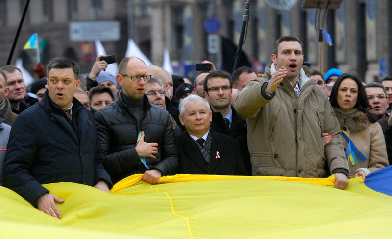 What the Hell's Going On in Ukraine, Explained