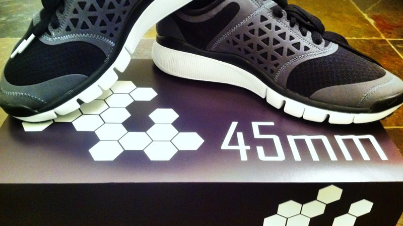 """Crysis 2 Shoes Want You To """"Be Fast"""""""