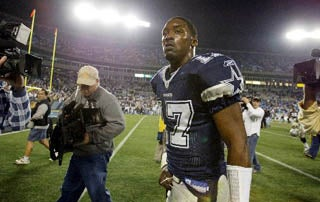 Kansas City Gripped By Quincy Carter Fever