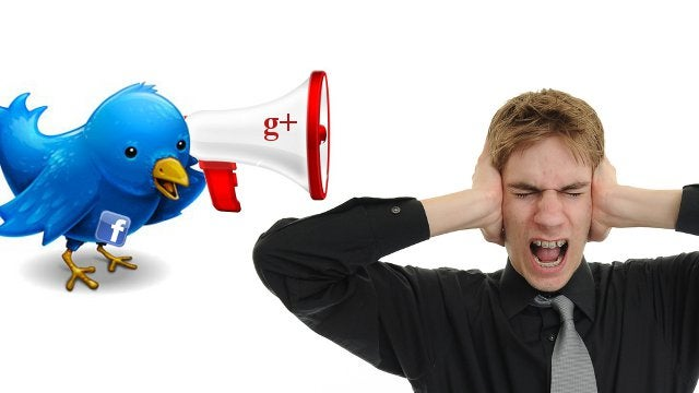 How to Deal With Your Biggest Facebook, Twitter, and Google+ Annoyances