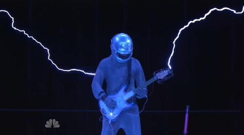 Building The World's First Lightning-Proof MIDI Guitar