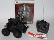 "Gears of War 2 RC Centaur Tank Verdict? ""Garbage"""