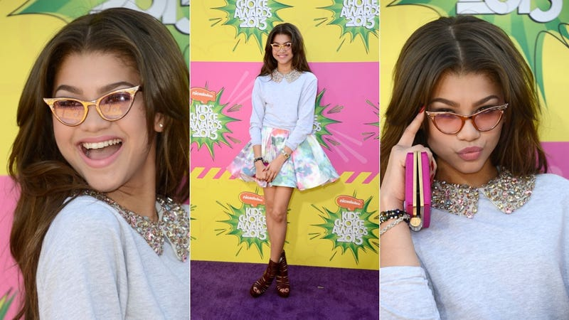 The Kids' Choice Awards Red Carpet Is the Most Fun Red Carpet of the Year