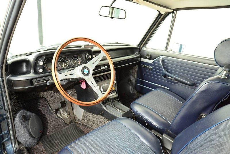 Billie Joe From Green Day Owned This BMW 2002Tii For 10 Months
