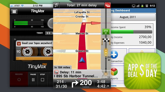 Daily App Deals: Find Your Way with TomTom U.S.A., Now 34% Off