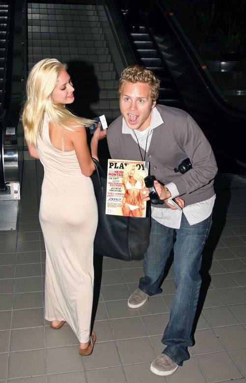 Spencer Pratt Wants $5 Million for Sex Tape