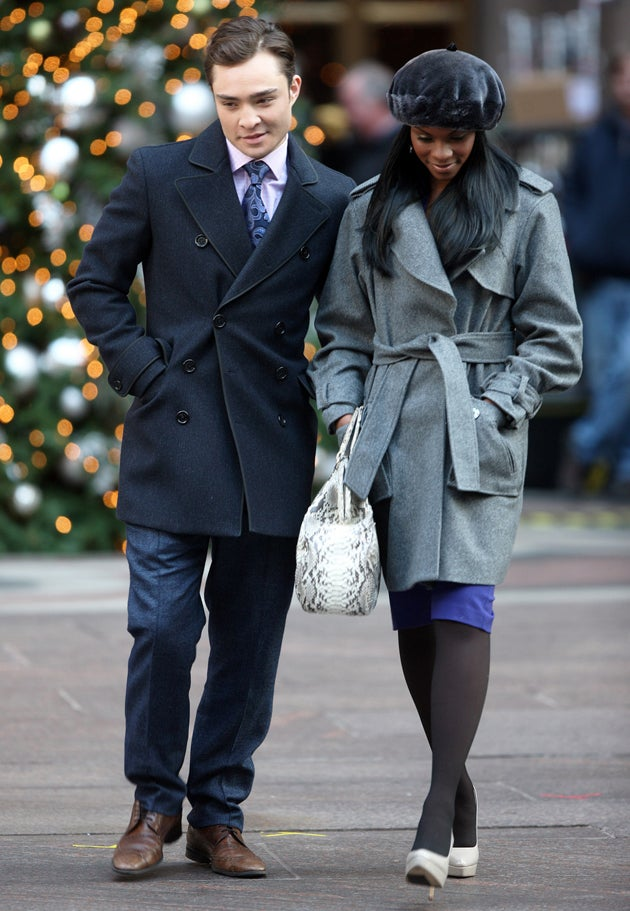 Chuck Bass & Ladyfriend's Cozy, Covetable Coats