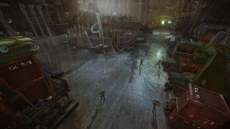 A Town With NPCs is the Most Exciting Thing About These Final Fantasy XIII-2 Screens