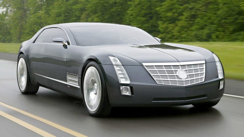 Cadillac still working on S-Class-fighting flagship