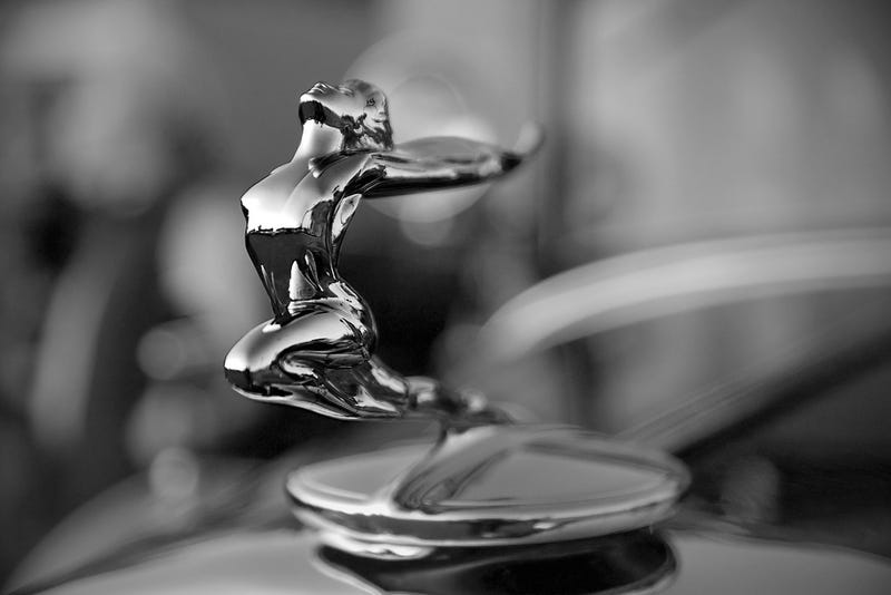 Ten Awesome Hood Ornaments