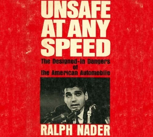Have You Read Unsafe At Any Speed?