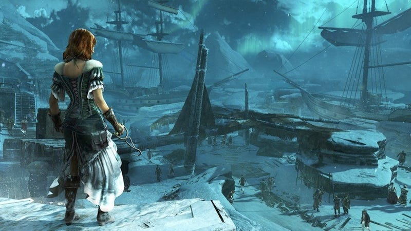 Assassin's Creed III Brings a Crafty, Fresh Take on King-Of-The-Hill
