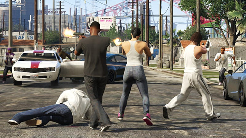 Rockstar Says They're Going to Shut Down GTA Online Cheaters