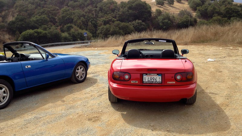 Driving The 14th, 15th, and 700,000th Miata Was A Religious Experience