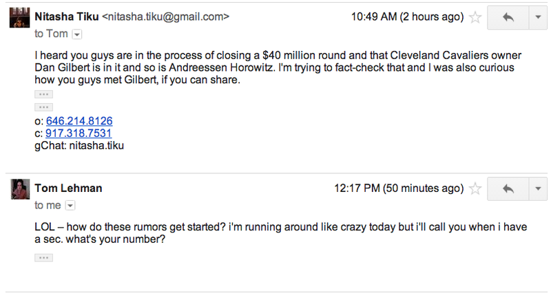Cleveland Cavs Owner Who Snagged LeBron Just Invested in Rap Genius