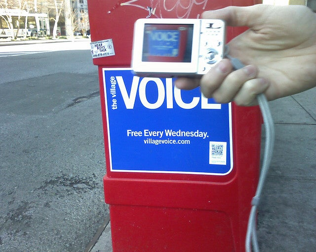 No Strike at the Village Voice, Oh Well