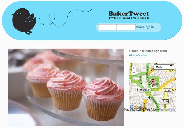 BakerTweets Are the Most Delicious Tweets Ever