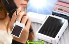 Japan Only: Solar Charger Cellphone Charm