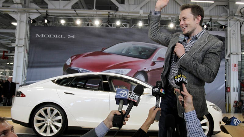 How Tesla And Elon Musk Owned 2013