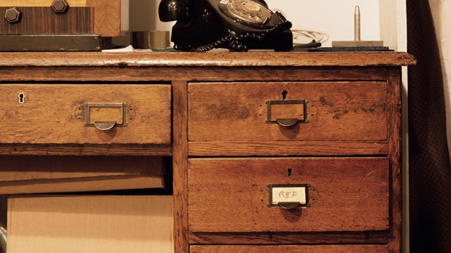 Organize Your Drawers Alphabetically (and Stop Losing Track of Stuff)