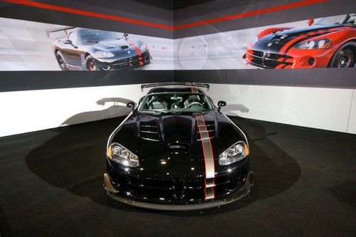 Dodge Sends Off Viper With Two Limited-Edition Models, More On Way