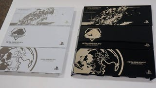 Metal Gear Solid PS4 Faceplate
