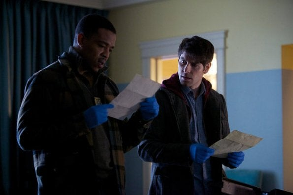 Grimm 'Three Coins in a Fuchsbau' Promo Pics