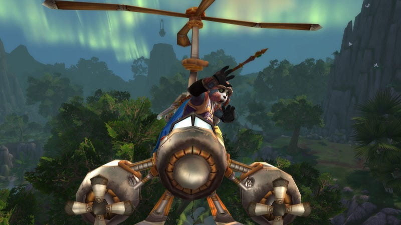 ¿Se acaba la era de World of Warcraft?