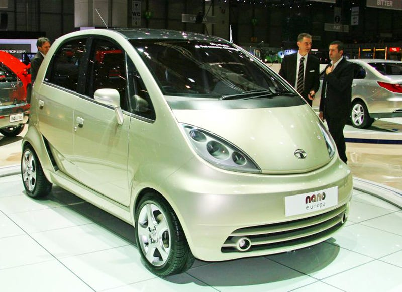 Tata Planning Nano For US Market