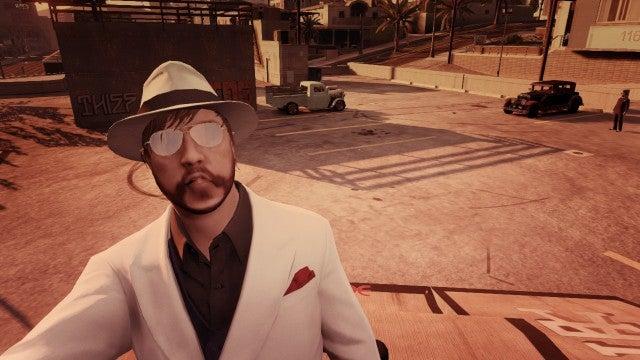 GTA V: Xbox 360 Valentines Update Car Meet